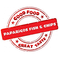 Paparigos Freshly Fried Fish & Chips
