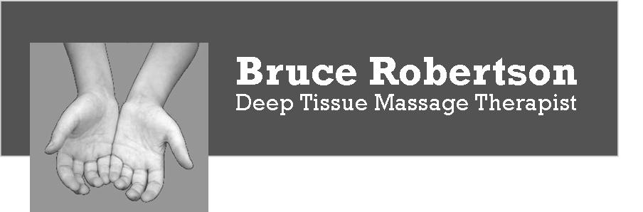 Bruce Robertson Massage Therapist