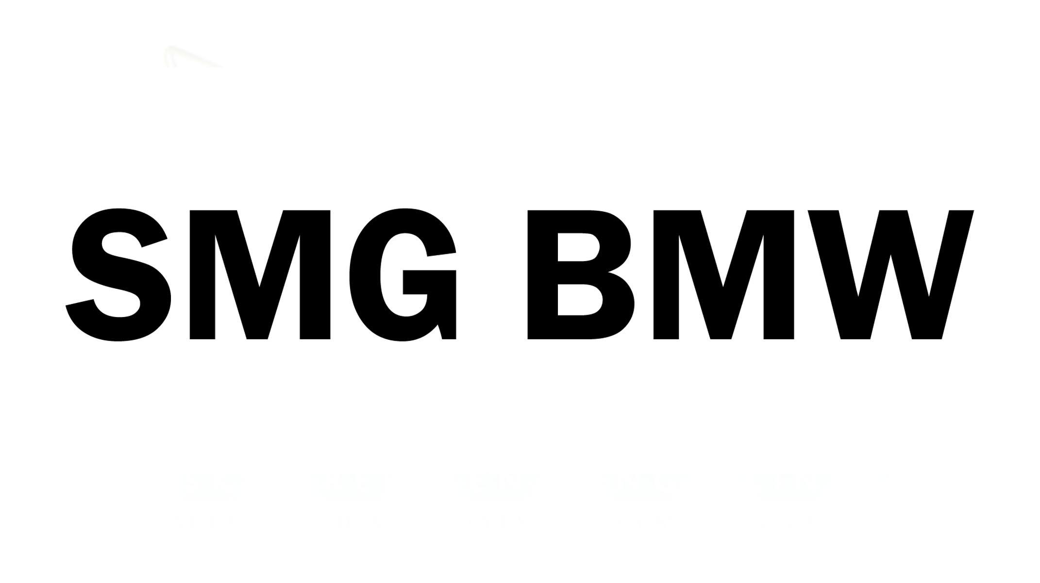 SMG BMW – Western Cape
