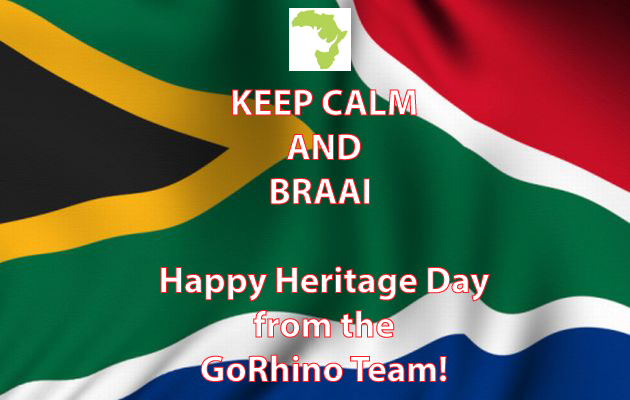 Heritage Day 2014