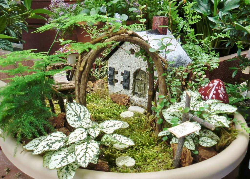 How To Create Your Own Magical Garden Gorhinogorhino