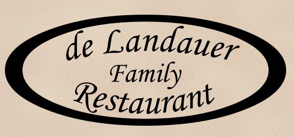 de Landauer Family Restaurant